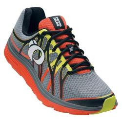 Men's Pearl Izumi EM Road N 3 Running Shoe Black/Spicy Orange