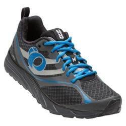 Men's Pearl Izumi EM Trail M 2 v2 Trail Running Shoe Black/Shadow Grey