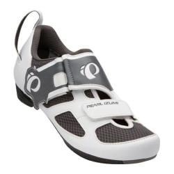 Women's Pearl Izumi Tri Fly V Triathlon Shoe White/Black