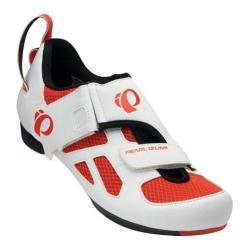 Men's Pearl Izumi Tri Fly V Triathlon Shoe Mandarin Red