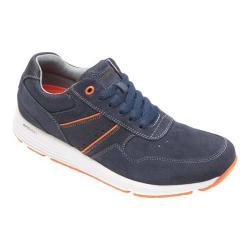Men's Rockport Walk This Way Lace Up Sneaker Navy