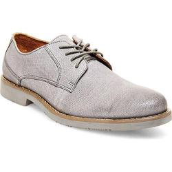 Men's Steve Madden Trill Oxford Grey Leather