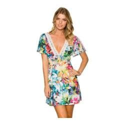 Women's Sunsets Easy Breezy Dress Enchanted Garden