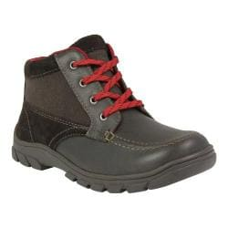 Boys' Florsheim Trektion Hiker Brown Leather