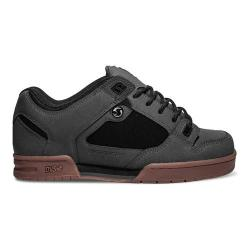 Men's DVS Militia Grey/Black Gunny