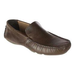 Men's Crevo Hanlon Driving Moc Brown Leather