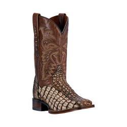 Men's Dan Post Boots Everglades SQ Cowboy Boot DP3862 Camel Leather