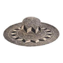 Women's San Diego Hat Company Floppy Sun Brim Hat PBL3069 Black