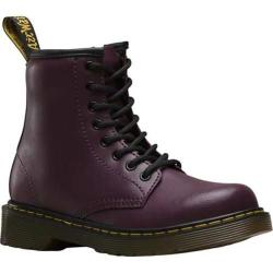 Children's Dr. Martens Delaney 8 Eye Side Zip Boot Purple T Lamper