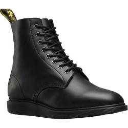 Men's Dr. Martens Whiton 8 Eye Boot Black Softy T