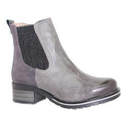 Women's Dromedaris Kourtney Chelsea Boot Slate Leather/Suede