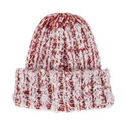 Women's San Diego Hat Company Knit Beanie KNH3397 Rust