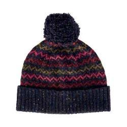 Women's San Diego Hat Company Knit Beanie KNH3417 Indigo