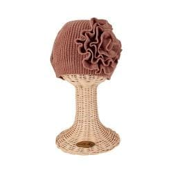 Women's San Diego Hat Company Knit Beret KNH3421 Camel