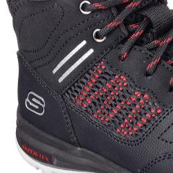 Boys' Skechers Cold Weather Hiker Boot Black