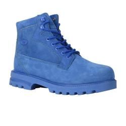 Men's Lugz Brigade HI TX Boot Royal Blue Nubuck
