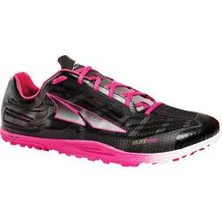 Altra Footwear Golden Spike Cross Country Shoe Black/Diva Pink