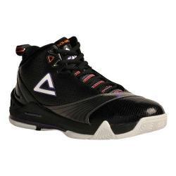 Men's Peak Jason Richardson Basketball Shoe Black/Plum