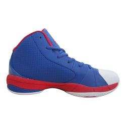 Men's Peak Team Staple Basketball Shoe Royal/Red/White