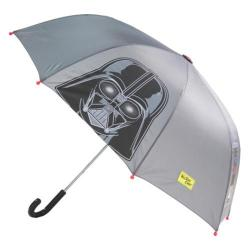 Boys' Western Chief Star Wars Darth Vader Umbrella Charcoal