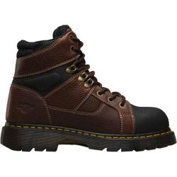 Dr. Martens Ironbridge Tec-Tuff Safety Toe 8 Tie Boot Teak Pitstop