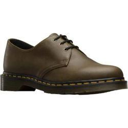 Men's Dr. Martens 1461 3-Eye Shoe Carpathian Grenade Green Carpathian