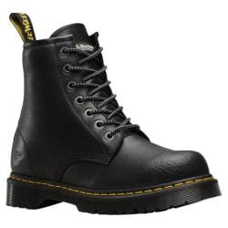 Dr. Martens 7B10 NS 7 Eye Boot Black Industrial Bear