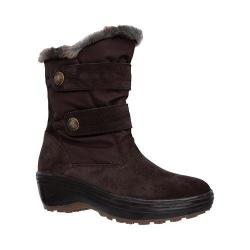 Women's Skechers Alaska Igloo Mid Calf Boot Chocolate