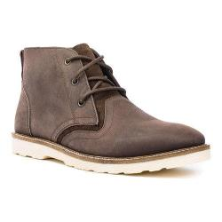 Men's Crevo Cray Chukka Boot Brown Leather/Suede