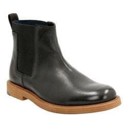 Men's Clarks Feren Top Chelsea Boot Black Leather