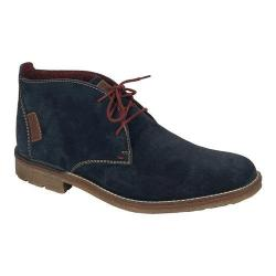 Men's Rieker-Antistress Johnny 14 Chukka Boot Pazifik/Mogano/Wine Leather/Synthetic Combo