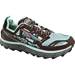 Women's Altra Footwear Lone Peak 3.0 Mid NeoShell Trail Running Shoe Blue