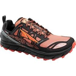 Men's Altra Footwear Lone Peak 3.0 NeoShell Trail Running Shoe Black/Orange