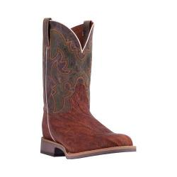 Men's Dan Post Boots Odessa Cowboy Boot DP4509 Cognac Leather
