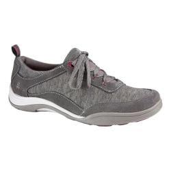 Women's Grasshoppers Explore Lace Sneaker Grey Suede/Jersey