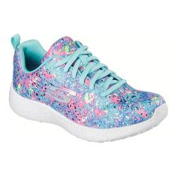 Women's Skechers Burst Dream Daze Sneaker Turquoise/Multi