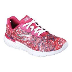 Women's Skechers GOrun 400 Running Shoe Pink