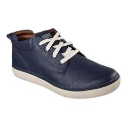 Men's Skechers Relaxed Fit Palen Nieto High Top Navy