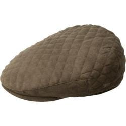 Men's Bailey of Hollywood Deren Flat Cap 25478BH Quilted Olive