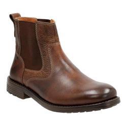 Men's Clarks Faulkner On Chelsea Boot Tan Leather