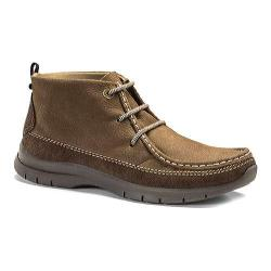 Men's Dockers Woodson Chukka Boot Brown Tumbled Nubuck