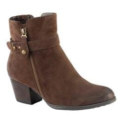 Women's Earth Royal Ankle Boot Chestnut Brown Suede