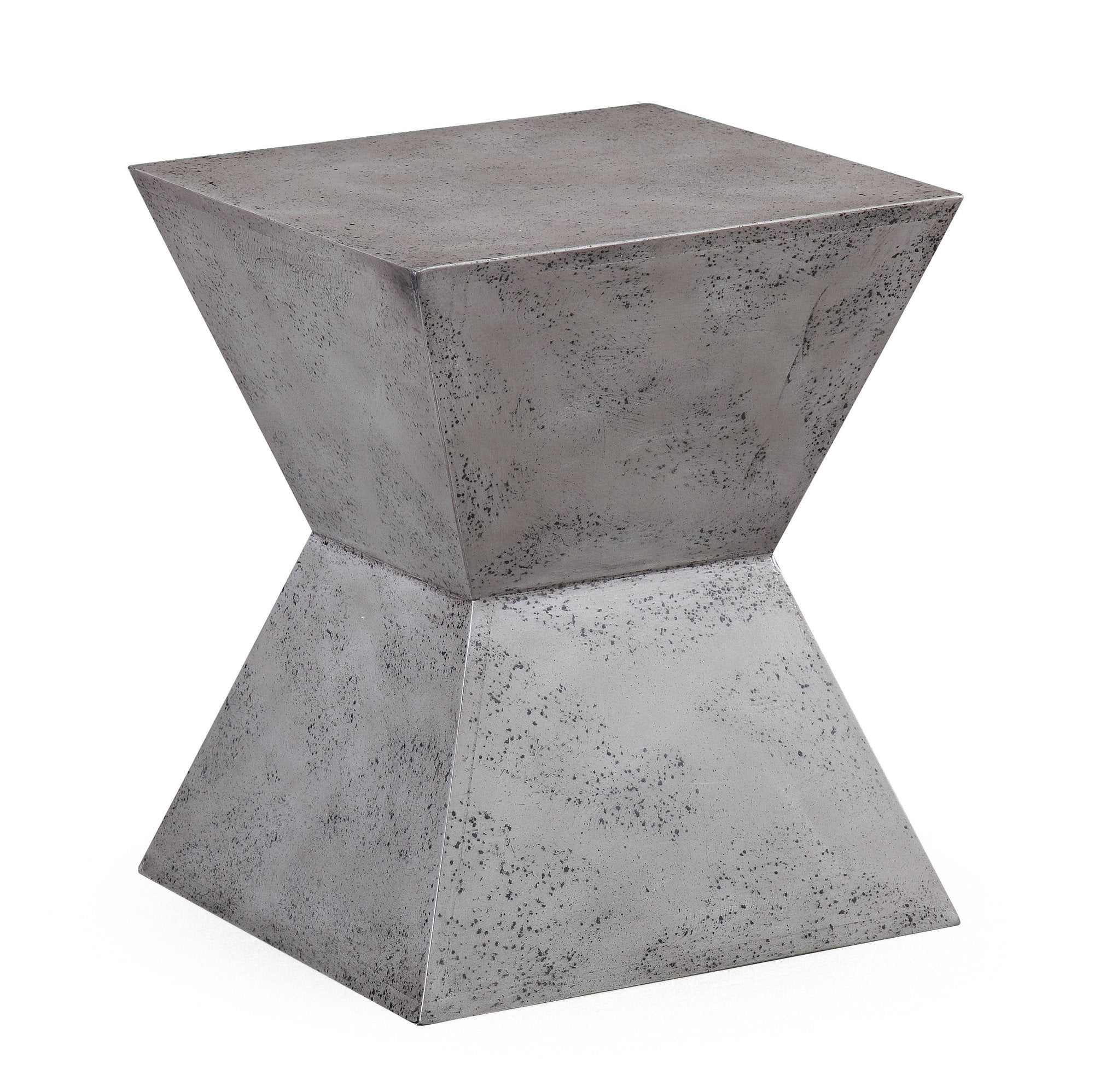 Everly MDF Square Stool