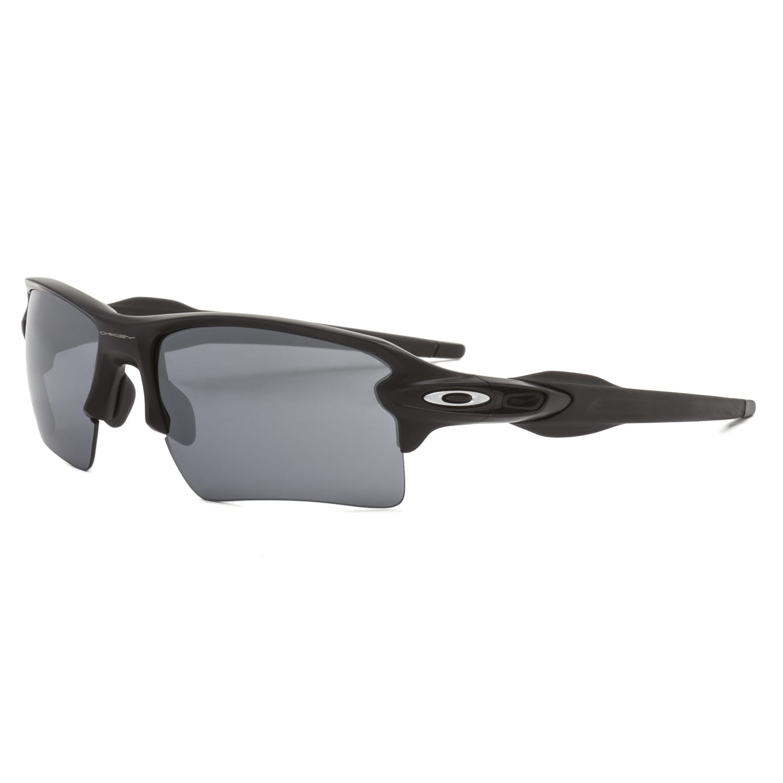 Oakley Flak 2.0 XL Matte Black/Black Iridium Sunglasses