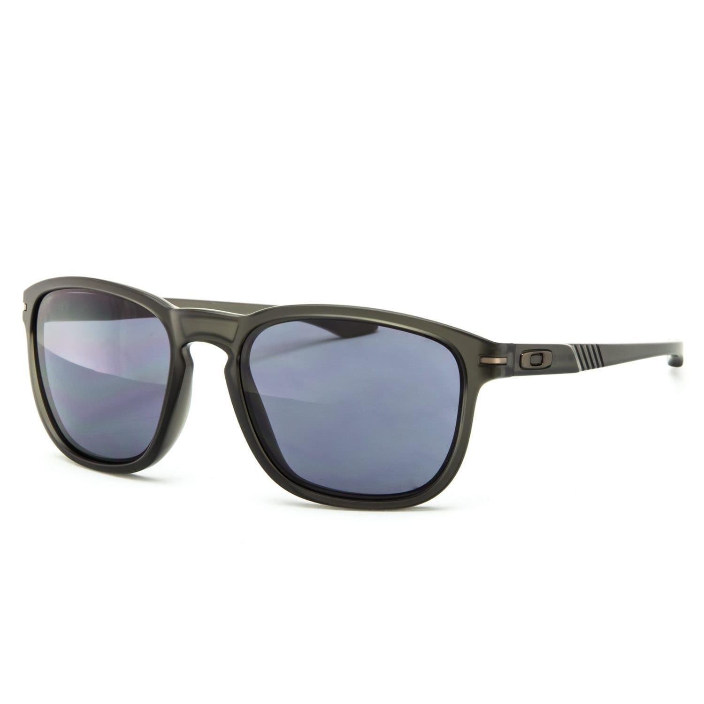 Oakley OO9223-09 Enduro Matte Gray Smoke/Gray Sunglasses