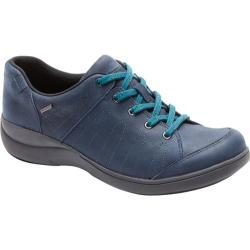 Women's Aravon REVsavor Lace-Up Navy Leather