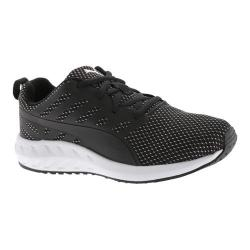 Women's PUMA Flare Mesh Sneaker Puma Black/Puma White