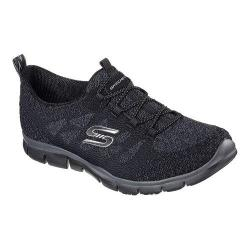 Women's Skechers Gratis Sleek and Chic Casual Sneaker Black