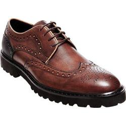 Men's Steve Madden Marlen Brogue Tan Leather/Manmade