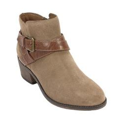 Women's White Mountain Yonder Bootie Tan Suede